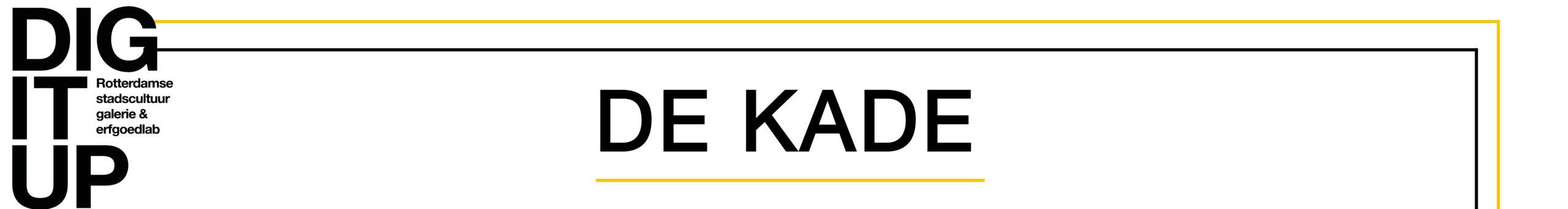De Kade Logo