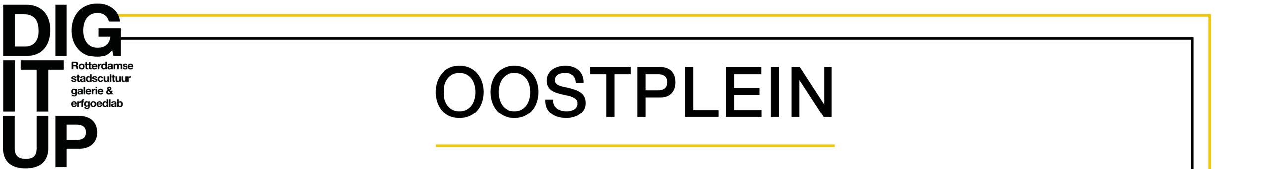 Oostplein Rotterdam Logo