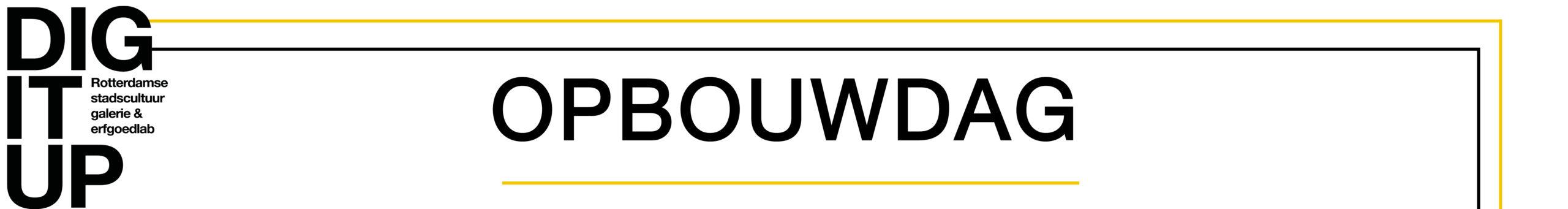 Opbouwdag Logo
