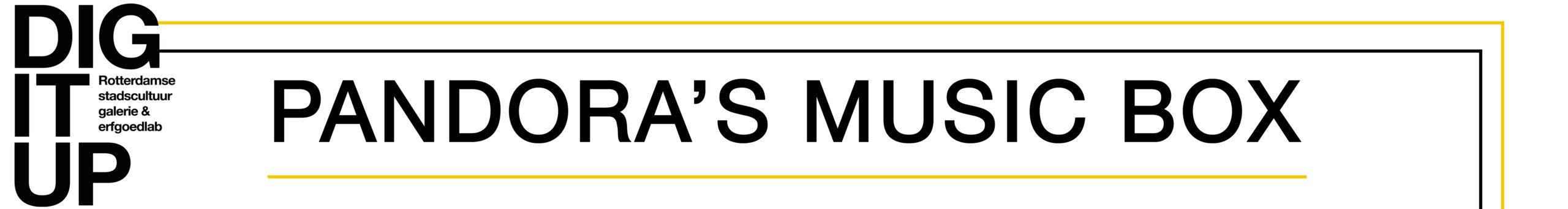 Pandora's Music Box Logo