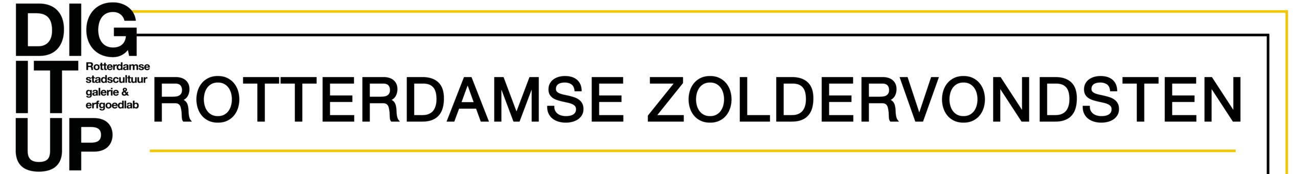 Rotterdamse Zoldervondsten Logo